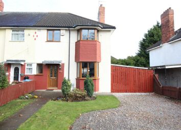 Thumbnail 3 bed end terrace house for sale in Hall Road, Hull