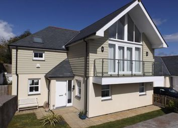 Thumbnail 4 bed link-detached house for sale in Falmouth, Cornwall, Falmouth