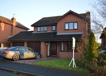 Thumbnail 4 bed detached house for sale in Badger Brow Road, Loggerheads