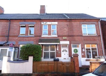 2 bed terraced house for sale in Victoria Road, Coalville, Leicestershire LE67