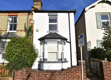 Thumbnail 2 bed semi-detached house to rent in Thorpe Road, Kingston Upon Thames