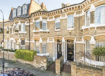 Thumbnail 2 bed flat for sale in Delvino Road, London