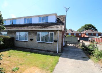 Thumbnail 4 bed semi-detached house for sale in Eastfield Drive, Pontefract