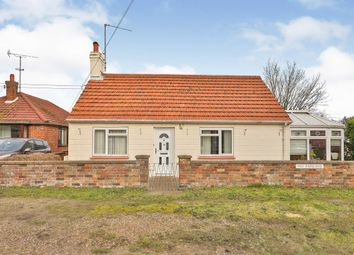 Thumbnail 2 bed detached bungalow for sale in Ratcliffe Road, Fakenham