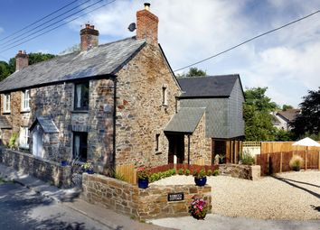 Thumbnail 3 bed semi-detached house to rent in Chillaton, Lifton