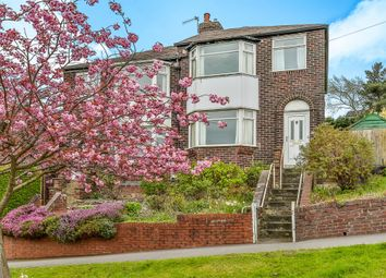 Thumbnail 3 bed semi-detached house for sale in Highcliffe Drive, Sheffield