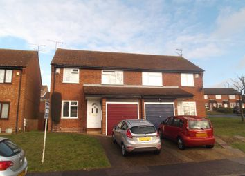 Thumbnail 3 bedroom property to rent in Buttercup Close, Ipswich