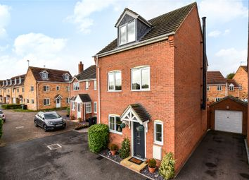 Thumbnail 4 bed detached house for sale in Minerva Close, Ancaster