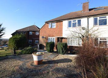 Thumbnail 2 bed maisonette to rent in Russett Close, Chelsfield, Orpington
