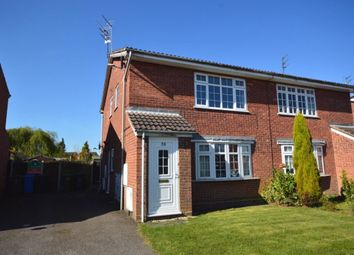 Thumbnail 1 bed flat to rent in Canterbury Drive, Perton, Wolverhampton