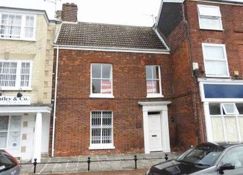 Thumbnail 3 bedroom terraced house for sale in Church Plain, Great Yarmouth