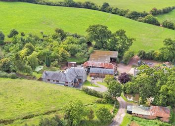 Thumbnail 6 bedroom detached house for sale in Butterleigh, Cullompton