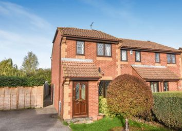 Thumbnail 2 bed end terrace house for sale in Ravencroft, Bicester