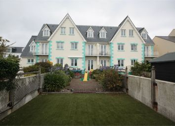 Thumbnail 3 bed terraced house for sale in 2 Lido Bay Court, La Route De St Aubin, St Helier