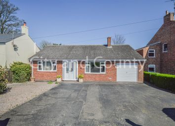 Thumbnail 2 bed detached bungalow for sale in Barrier Bank, Cowbit, Spalding