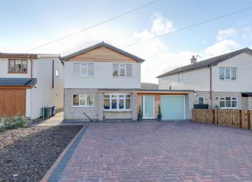 Thumbnail 4 bed detached house for sale in Newchurch Road, Higher Cloughfold, Rossendale