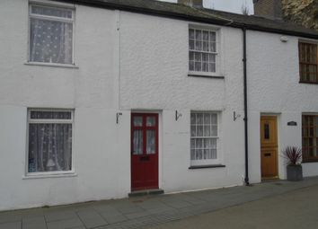 Thumbnail 1 bed terraced house to rent in Lower Gate Street, Conwy