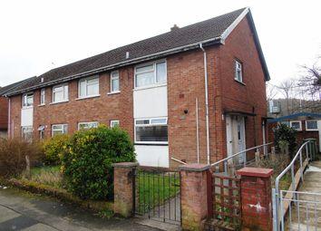 Thumbnail 2 bed flat for sale in Eglwys Avenue, Rhydyfelin, Pontypridd