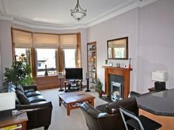 Thumbnail 2 bed flat to rent in Granton Road, Trinity, Edinburgh