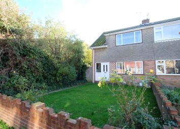 Thumbnail 3 bed semi-detached house for sale in Highgate Road, Whitstable