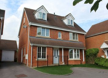 Thumbnail 6 bed town house for sale in Churchlands, Aldershot