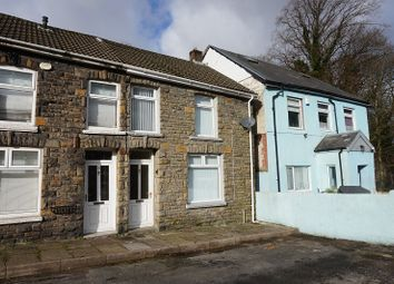 Thumbnail 3 bed terraced house for sale in Highland Place, Ogmore Vale, Bridgend, Bridgend County.