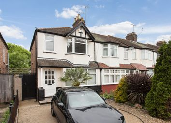 Thumbnail 2 bed semi-detached house for sale in York Road, London