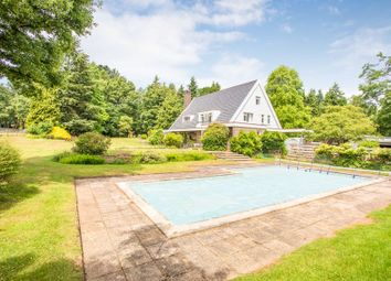 Thumbnail 5 bed detached house to rent in Titness Park, London Road, Sunninghill, Ascot