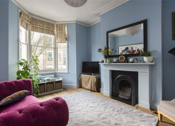 Thumbnail 3 bed flat for sale in Poole Road, London