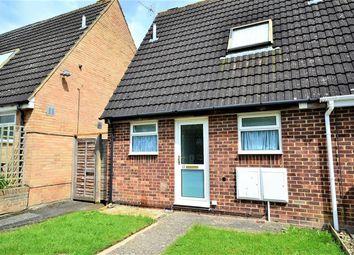 Thumbnail 2 bed terraced house to rent in Aston Grove, Springbank, Cheltenham