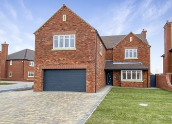 Thumbnail 5 bed detached house for sale in Willow Gardens, Wilson Road, Hanford