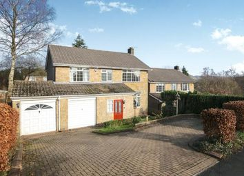 Thumbnail 4 bed detached house for sale in Meadowfield, Whaley Bridge, High Peak, Derbyshire