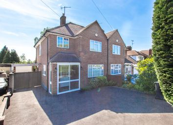 Thumbnail 3 bed semi-detached house for sale in Ridge Lane, Watford