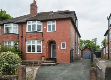 Thumbnail 4 bed semi-detached house for sale in Ashley Road, Bowdon, Altrincham