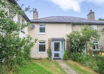 Thumbnail 3 bed cottage for sale in Bradfield Combust, Bury St Edmunds, Suffolk