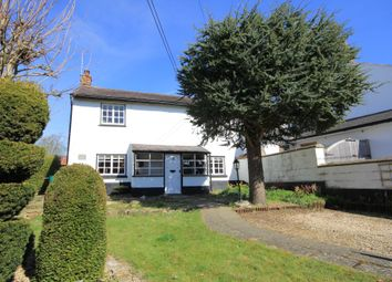 Thumbnail 4 bed cottage for sale in Crabtree Road, Haddenham, Aylesbury