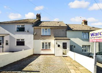 Thumbnail 3 bed terraced house for sale in Sycamore Road, Dartford, Kent