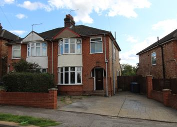 Thumbnail 3 bed semi-detached house for sale in Park View Road, Ipswich