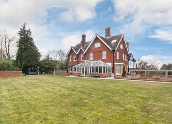 Thumbnail 4 bed detached house to rent in Castle Street, Bletchingley, Surrey