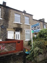 Thumbnail 3 bedroom terraced house to rent in Brook Street, Moldgreen, Huddersfield