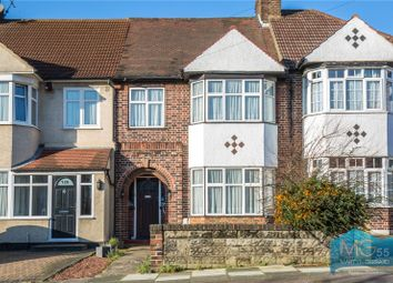 Thumbnail 3 bed terraced house for sale in Arlington Road, Southgate, London