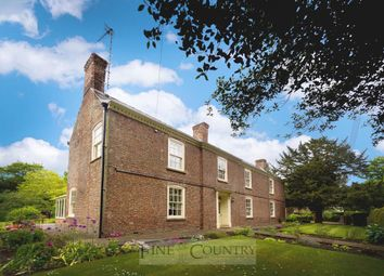 Thumbnail 4 bedroom country house for sale in Church End, Frampton, Boston