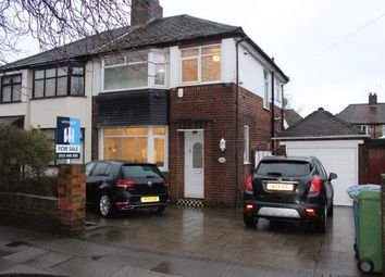 3 bed semi-detached house for sale in Bowring Park Road, Liverpool, Merseyside, England L14