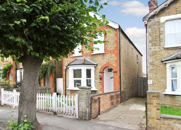 Thumbnail 3 bed detached house to rent in Canbury Avenue, Kingston Upon Thames
