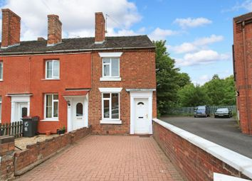 Thumbnail 2 bed end terrace house to rent in Regent Street, Wellington, Telford