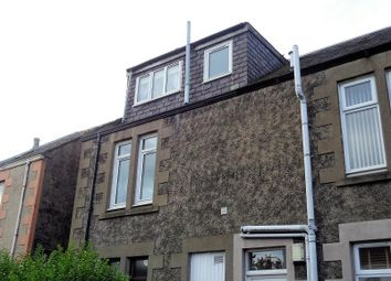 Thumbnail 3 bed flat to rent in Erskine Street, Buckhaven, Leven