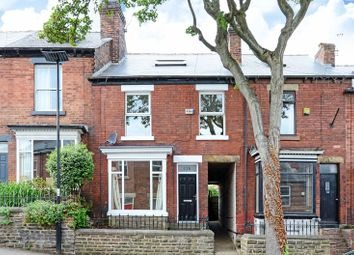 Thumbnail 3 bed terraced house for sale in Hangingwater Road, Sheffield