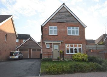 Thumbnail 3 bedroom detached house for sale in Clover Way, Highweek, Newton Abbot, Devon.