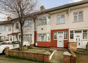 Thumbnail 3 bed terraced house for sale in Wesley Avenue, London