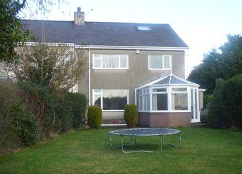 Thumbnail Semi-detached house for sale in Cae Cilmelyn, Bangor, Gwynedd